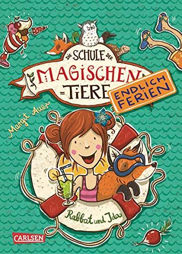 Die Schule der magischen Tiere - Endlich Ferien 1: Rabbat und Ida - Harry Potter Dr.,