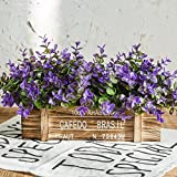 Best Nearly Natural Indoor Plants - Jnseaol Artificial Flowers Heads For Crafts In Pot Review