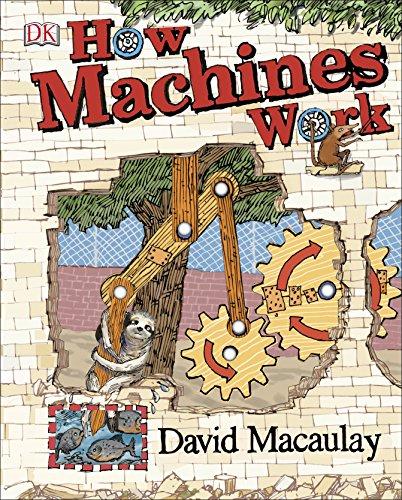 How Machines Work por Macaulay David