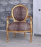 Königlicher Armsessel, Lehnsessel, Polstersessel, Sessel, Armlehnensessel -