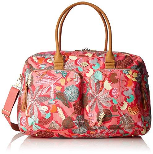oilily-damen-weekender-schultertasche-pink-pink-flamingo-24-x-35-x-55-cm