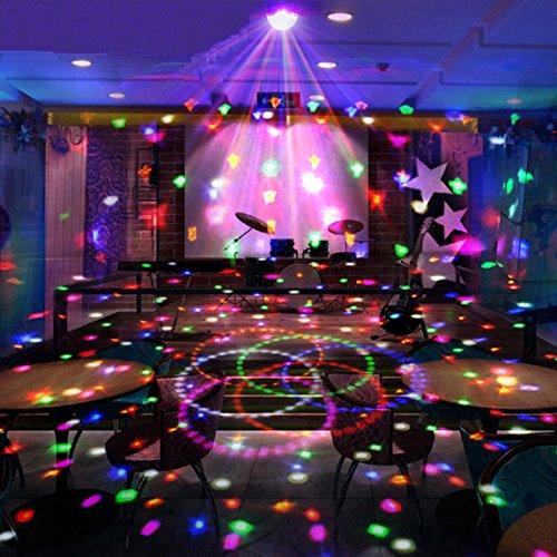 Party Lighting Amazoncouk - Bedroom disco lights