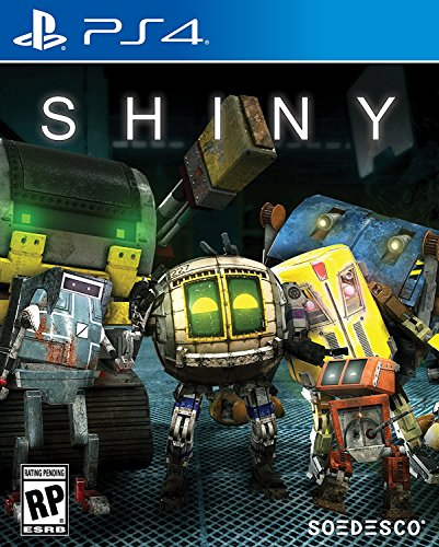 Shiny – PlayStation 4 61fU 2BRJdP4L