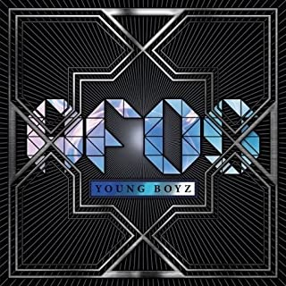 AFOS - [YOUNG BOYZ] 1st Single Album CD+Photo Book K-POP Sealed