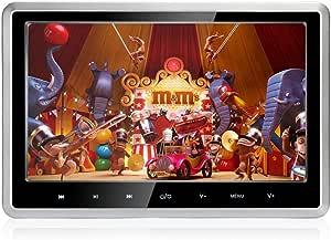 Micarba Auto Dvd Player 10 1 Zoll 1080 P Hd Kopfstütze Elektronik