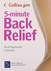 5 - Minute Back Relief (Collins Gem)