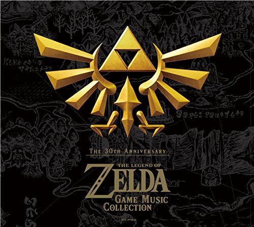 The Legend of Zelda 30th Anniversary Music Collection by Nintendo (2016-10-21)