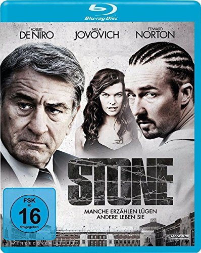 Preisvergleich Produktbild Stone [Blu-ray]