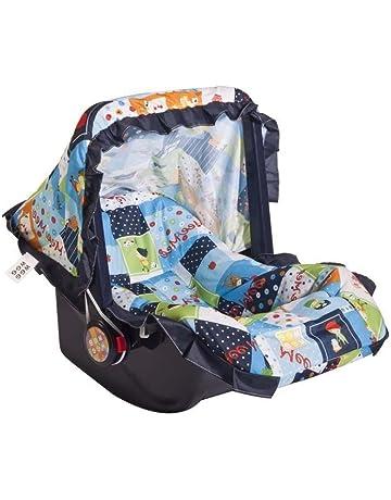 Mee Mee 5 in 1 Baby Cozy Carry Cot Cum Rocker (Light Blue)