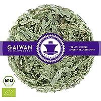 """Núm. 1126: Té de hierbas orgánico """"Cedrón (hierbaluisa)"""" - hojas sueltas ecológico - 100 g - GAIWAN® GERMANY - cedrón (verbena de Indias) de la agricultura ecológica en Bulgaria"""