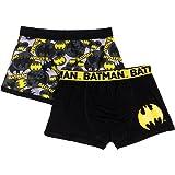 Mens 2pk DC Comics Batman Boxer Shorts