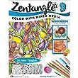 Zentangle� 9 Workbook Edition (Design Originals)