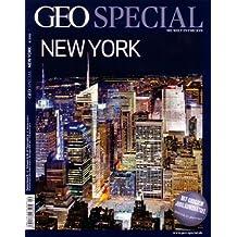 GEO Special New York mit DVD 04/2011