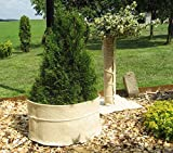 Gardenwool SWFW55020 Winterschutzmatte, Weiß, 200 x 50 x 0.5 cm