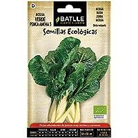 Semillas Ecológicas Hortícolas - Acelga verde penca ancha 3 ECO - Batlle