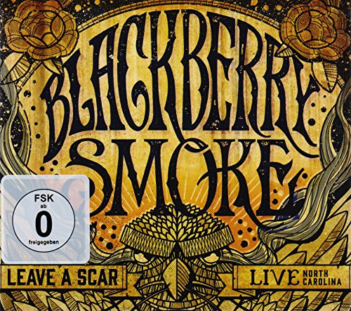 Leave a Scar  - Live in North Caroline (3 CD)