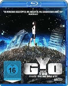 Gyo - Der Tod aus dem Meer [Blu-ray]