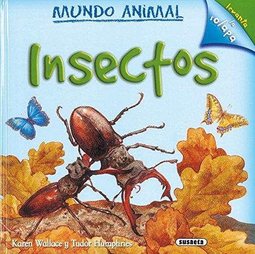 Insectos (Mundo Animal) por Equipo Susaeta
