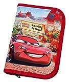 Scooli CAGR0440 Schüleretui mit Stabilo Markenfüllung, Disney Pixar Cars, 30 teilig