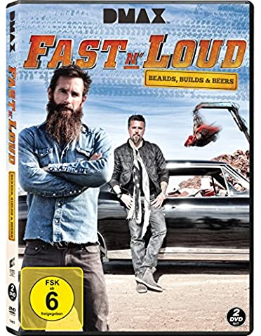 Fast N' Loud-Beers,Builds & Beards-Dmax-2 D [Import