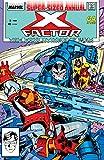 X-Factor (1986-1994) Annual #3 (X-Factor (1986-1998)) (English Edition)