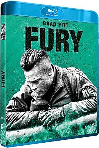 Fury [Blu-ray + Copie digitale]
