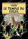 Herge Les Abenteuer des de Tim und Struppi: Le Temple Du Soleil Poster