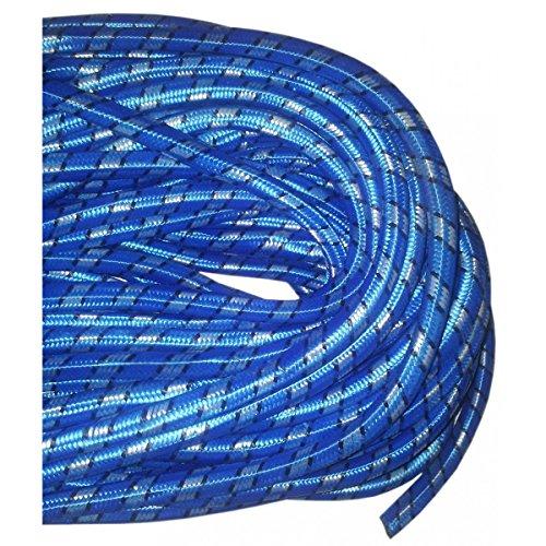 Sandow élastique de 8mm de diamètre et 20 m de longueur - fixation élastique - bâche