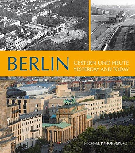 Berlin: Gestern und heute Buch-Cover
