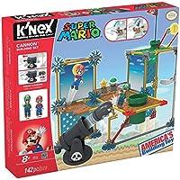 K'NEX Super Mario - Set de construcción Deluxe Gran Cañón, 142 piezas (Fábrica de Juguetes 41014)
