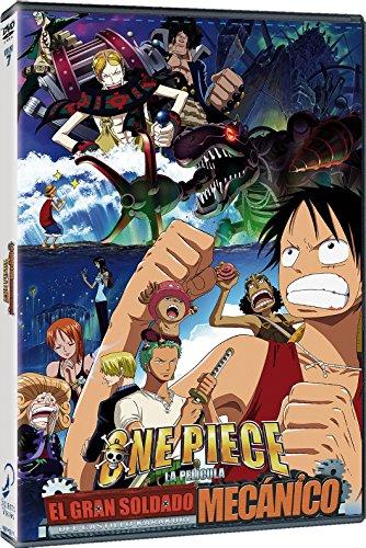 One Piece. Película 7. El Gran Soldado Mecánico Del...