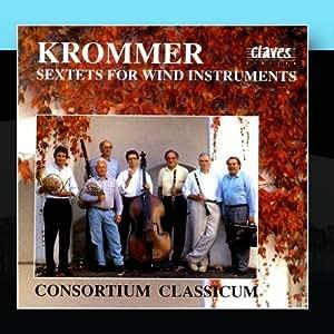 Krommer/ Wind Sextets