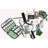 geo-versand Beginnersset Premium 64-delig geocaching starterpakket uitrusting gereedschap