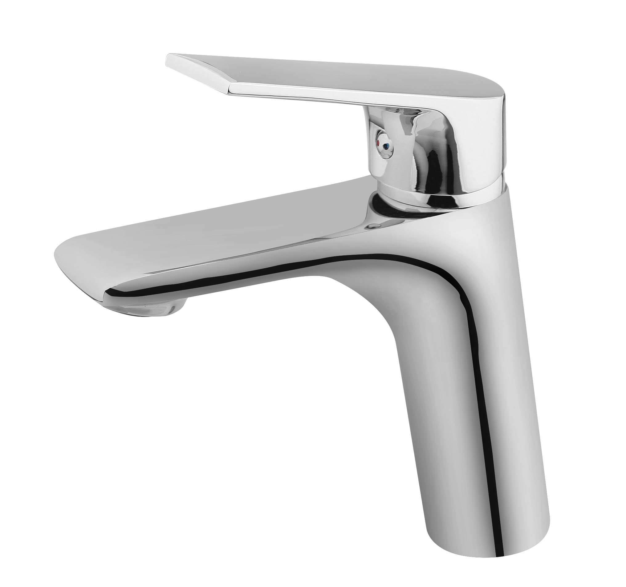 WeberSani cromada V/álvula para lavabo Pop Up