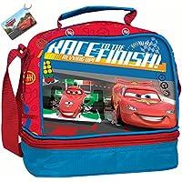 Preisvergleich für Cars - Disney Mittagessen-Beutel - Lunch Bag 341-57220