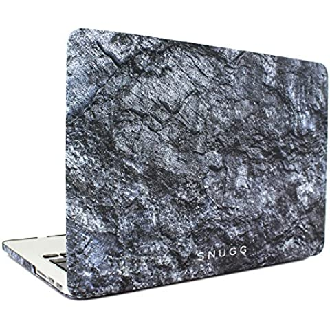 Funda Dura Para Macbook, Snugg Apple Macbook Pro Retina Funda Carcasa de 15 Pulgadas [Deluxe Satin Touch] Diseño Ultra-Delgado -