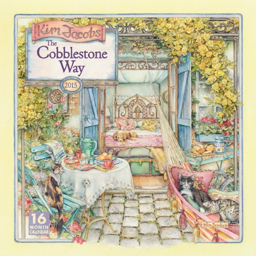 The Cobblestone Way Calendar