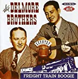 Songtexte von The Delmore Brothers - Freight Train Boogie