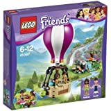 LEGO Friends 41097: Heartlake Heißluftballon