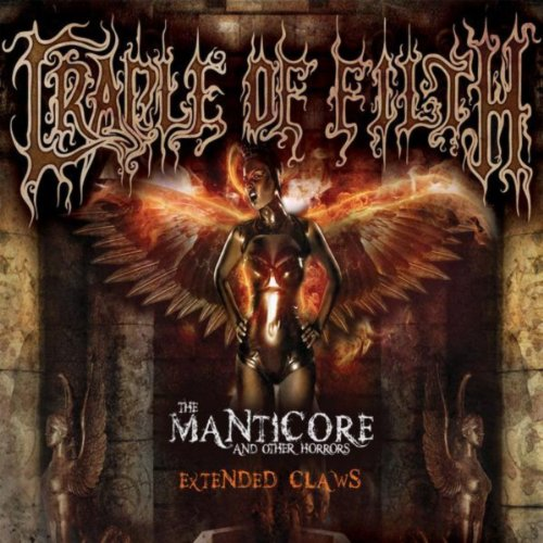 The Manticore and Other Horrors (Extended Claws)