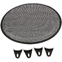 Homyl 1 Pc de Cubierta de Protección Acústica para Carro Material de Metal Tamaño Opcional - 12 Pulgadas