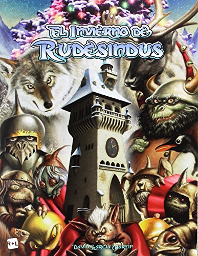 El Invierno de Rudesindus por David García Martín