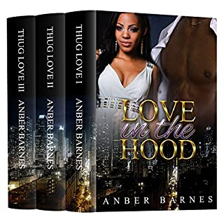 Love in the Hood: Urban Romance Boxed Set (BBW, New Adult African American Urban Hood Romance) (New African American BBW Contemporary Urban Thug Hood Romance)