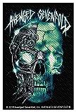 Avenged Sevenfold Patch Biomechanical