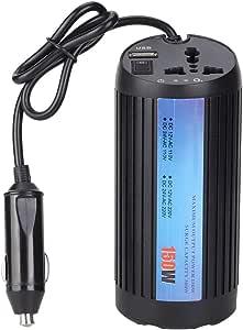 Nannday Car Power Inverter 150w Dc 12v To Ac 110v 220v Car Cup Power Inverter Converter Dual Usb Charger Küche Haushalt