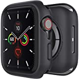 Caseology Nero for Apple Watch Series 4-44mm Case (2018) - Variation Parent اسود