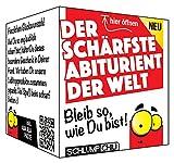 Der schärfste Abiturient - ein witziges und originelles Geschenk für Schüler!