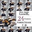 Locatelli / 24 Caprices for Violin