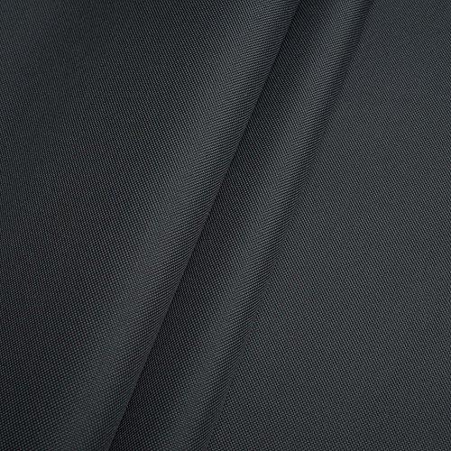 Edge-outdoor-sitzkissen-kissen (Erstklassiger Polyester Oxford 250D 1lfm - Wasserabweisend, Winddicht, Outdoor Stoff, Gartenmöbel Stoff (Dunkelgrau))