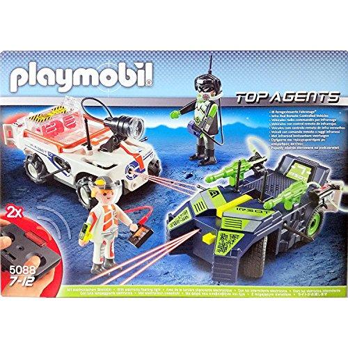 Playmobil 5088 - Top Agentes - IR futuros Coches